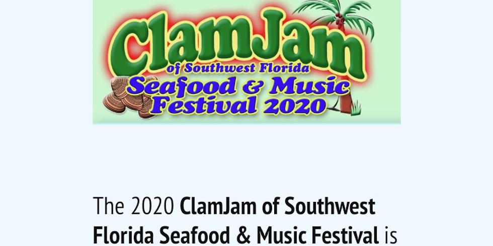 Clam Jam Cape Coral