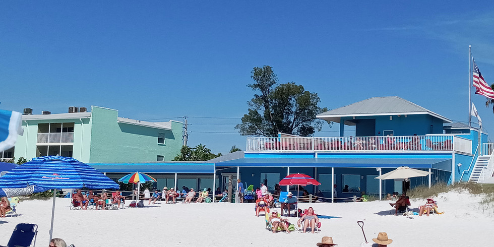 Anna Maria Island Beach Day