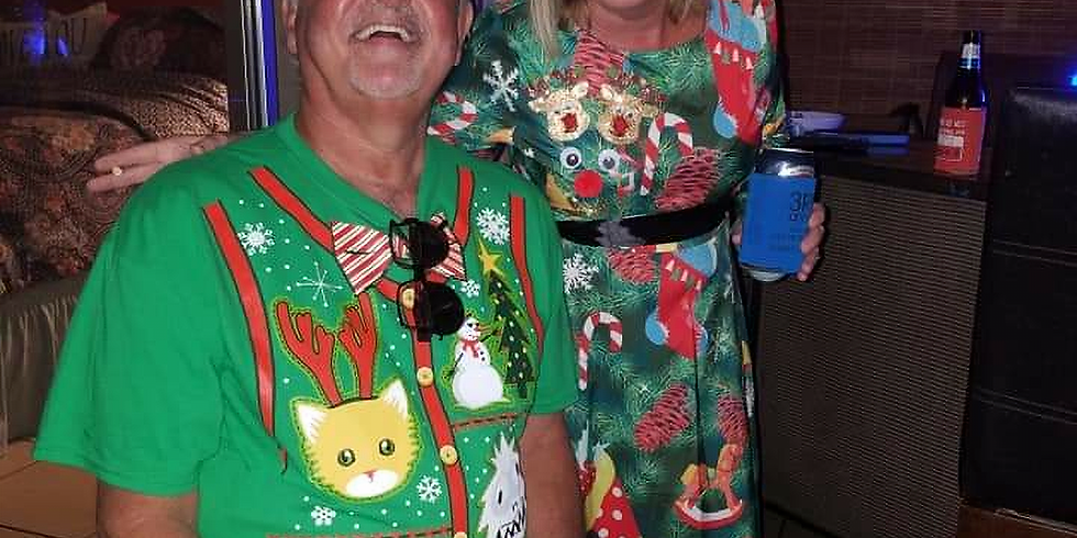 American Made Ugly Sweater Crawl