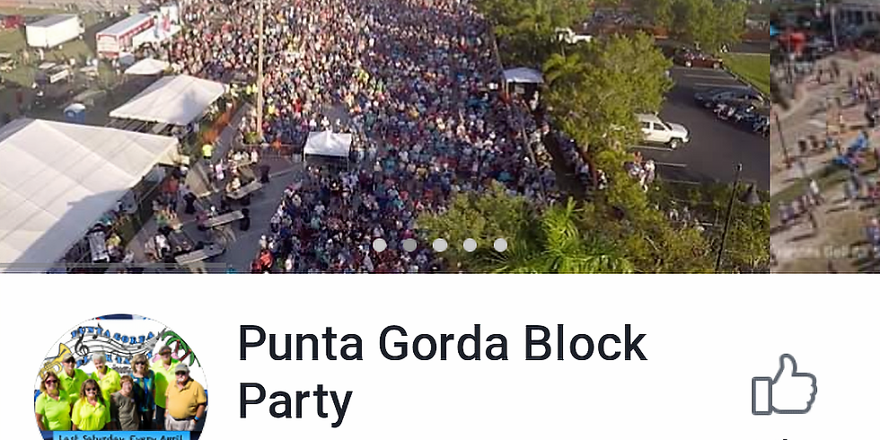 Pg Block Party