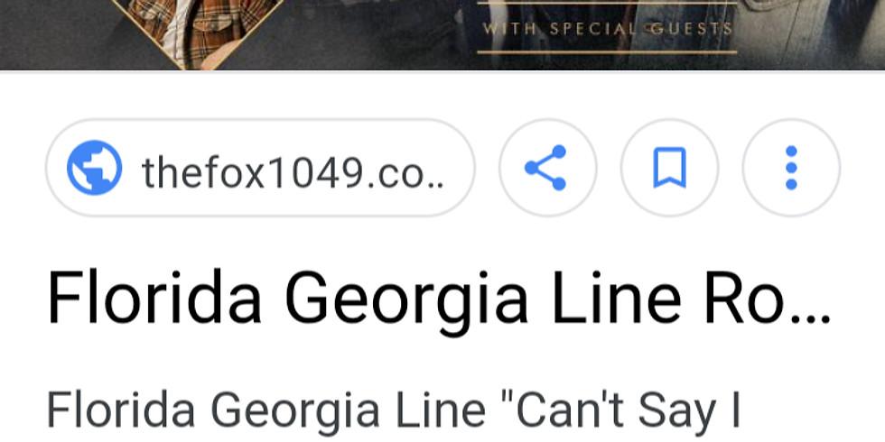 Florida Georgia Line concert