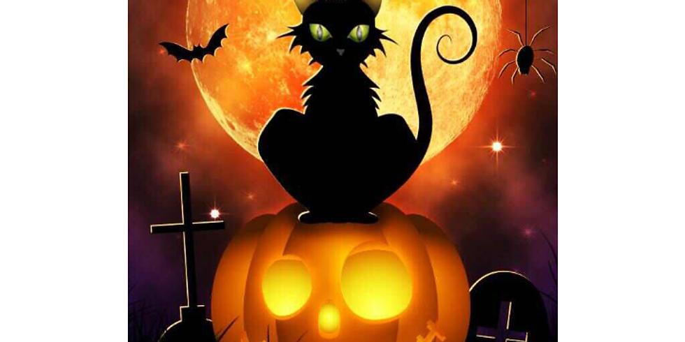 Halloween Costume Pub Crawl