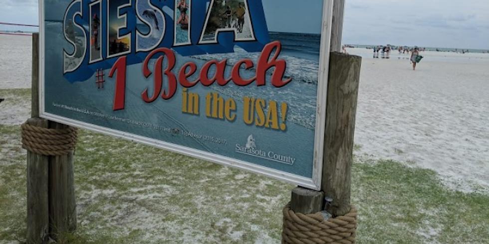 Siesta Key Beach Day