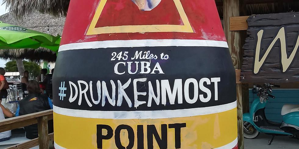 Key West charter bus trip