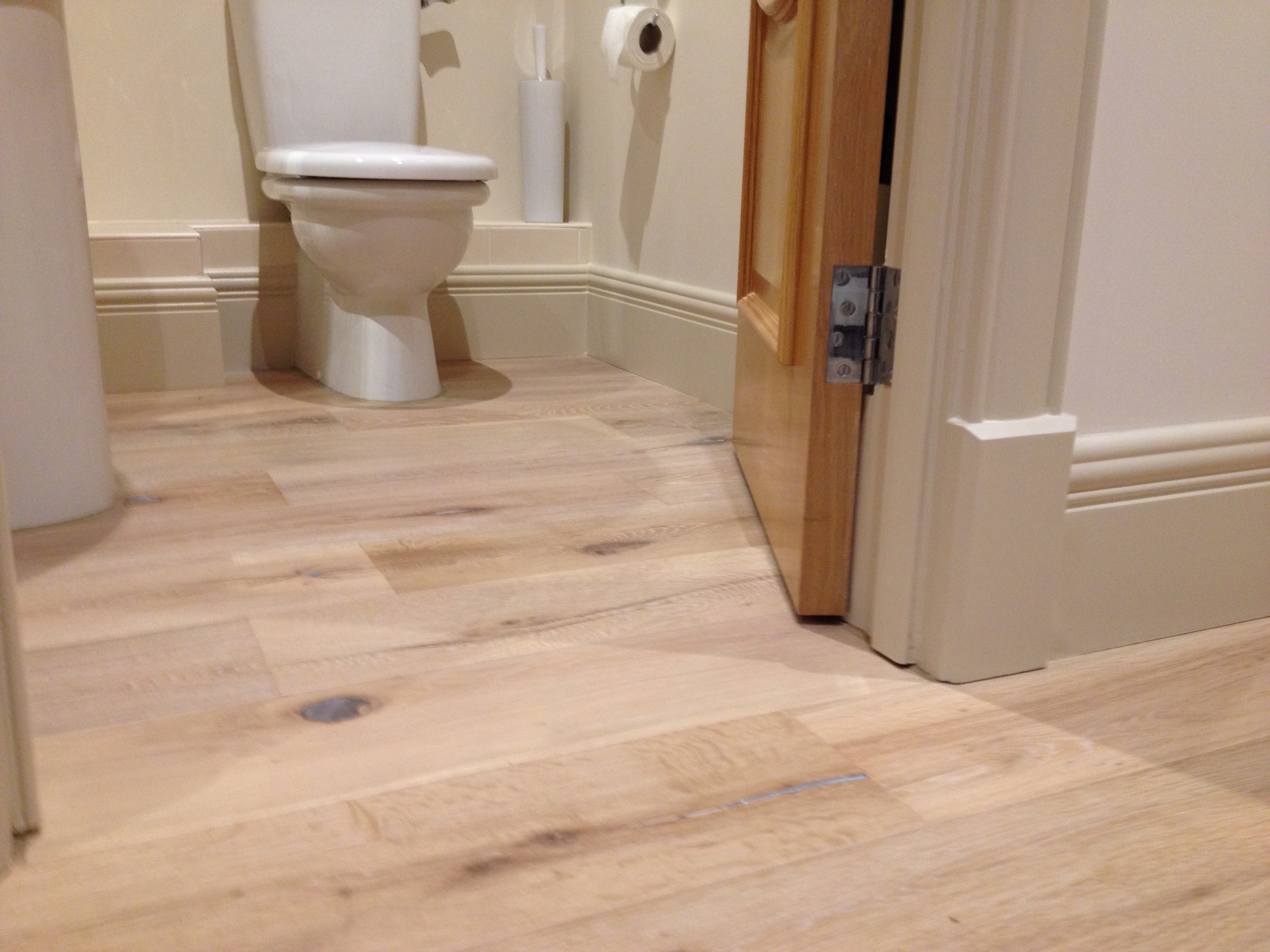 Euro-Plank, Legacy White Engineered wood