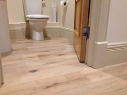 Euro-Plank, Legacy White Engineered wood
