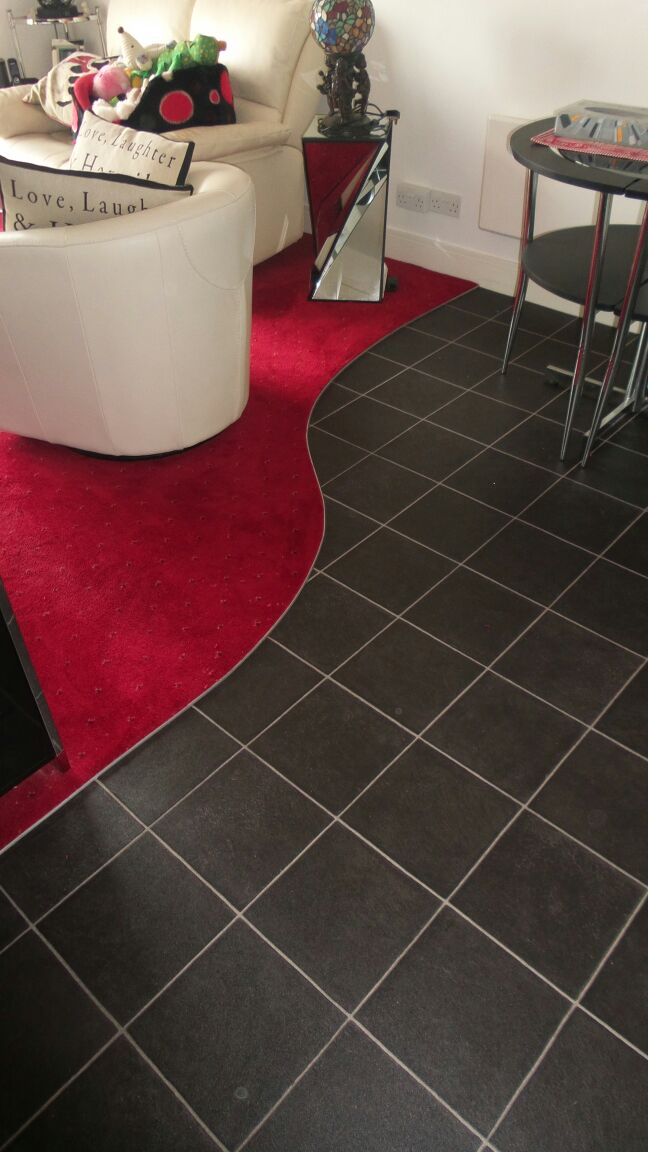 Black Onyx tile flooring & bespoke curved edging (3).JPG