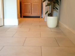 Colonia flooring - Natural Limestone & Graphite feature strips  (2).jpeg