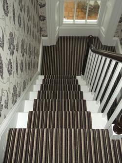 Linear Stripe carpet