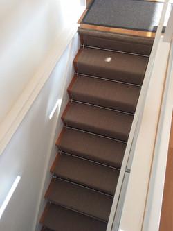 Alternative, Sisal Herringbone with Crystal Stair Rods (6).JPG