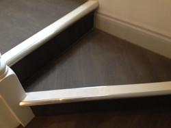 Town & Country vinyl flooring, Aluminium Nosing's with White inserts (8).JPG