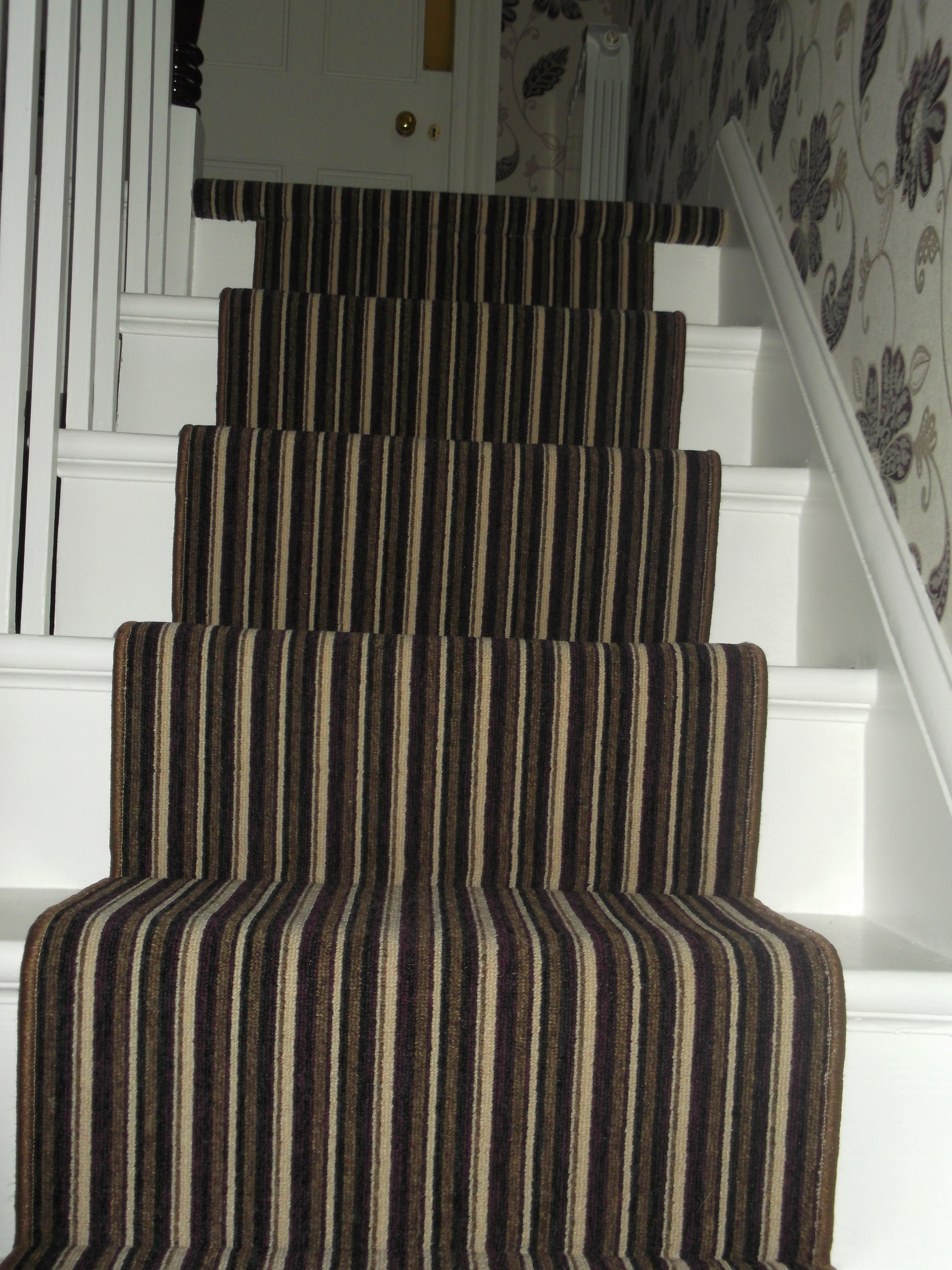 Linear Stripe carpet