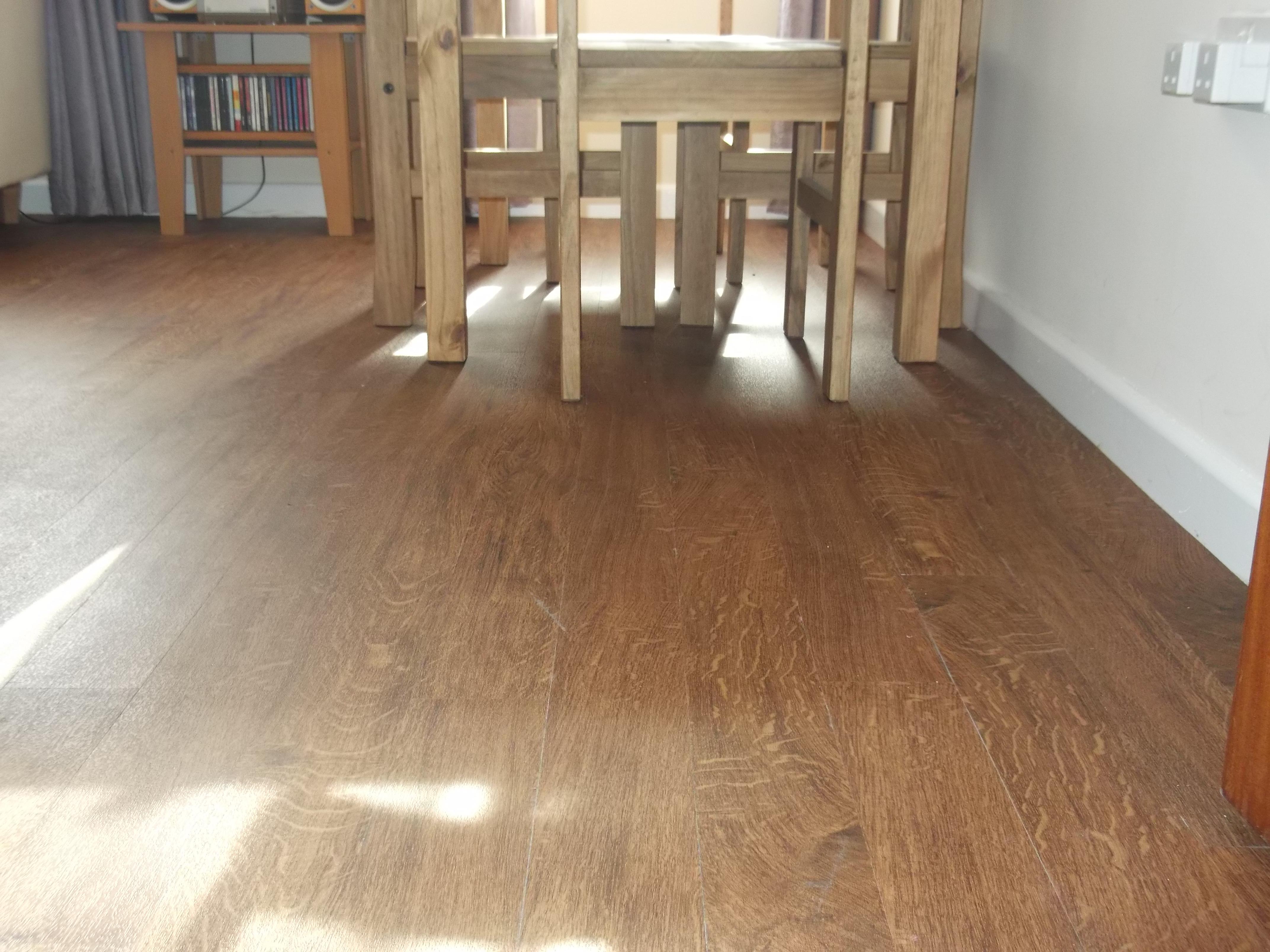 Camaro Flooring - Warwick Oak