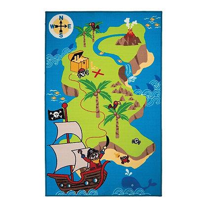 Matrix Kiddy - Pirate Map