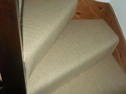 Wool Herringbone Zigzag Natural 005
