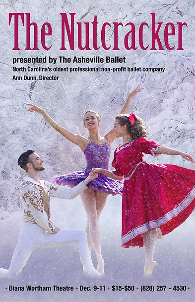 Placeholder text and removed videos | The Asheville Ballet
