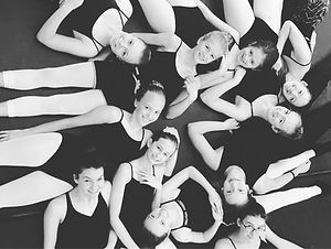 Rebecca Miller Dance Camp students 2018.