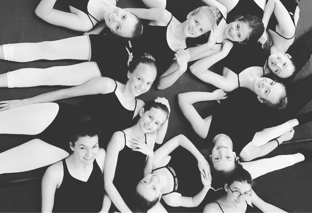 Rebecca Miller Dance Camp students 2018