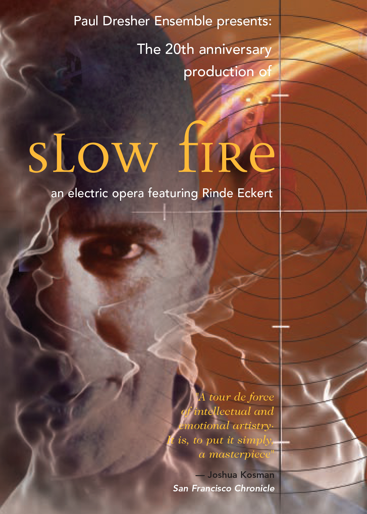 slow fire Dresher Ensemble