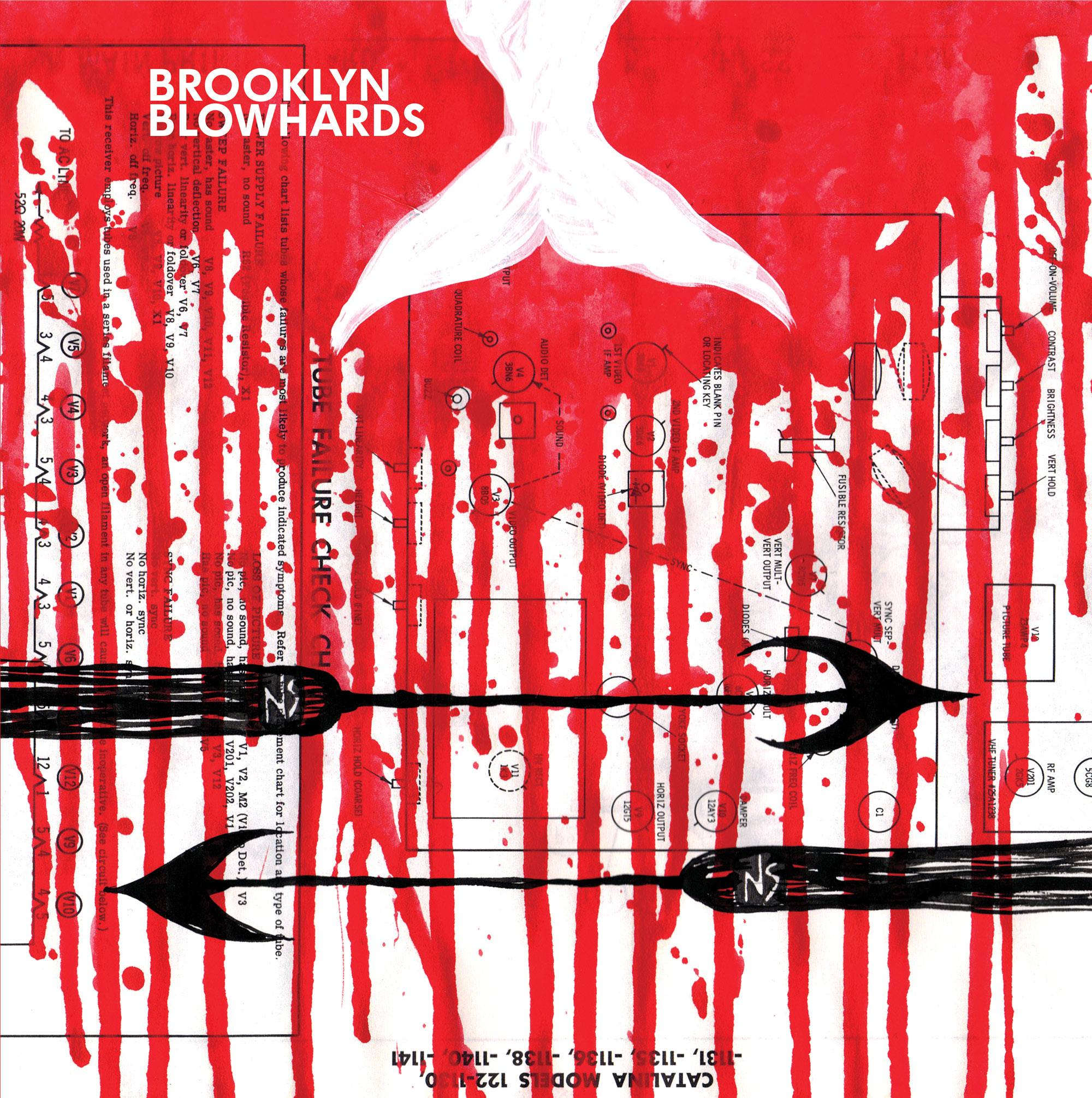 Brooklyn Blowhards cover art