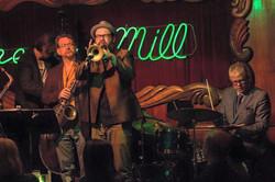 Matt Wilson Quartet with Jeff Lederer, Kirk Knuffke and Martin Wind