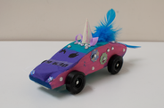 A10 Unicorn Car