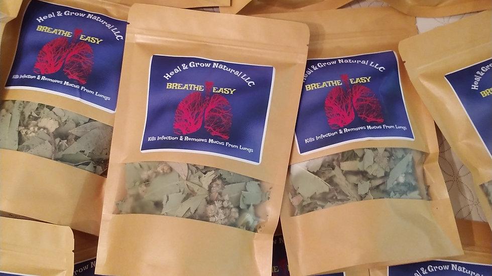 Breathe Easy Unique Herbal Mixture