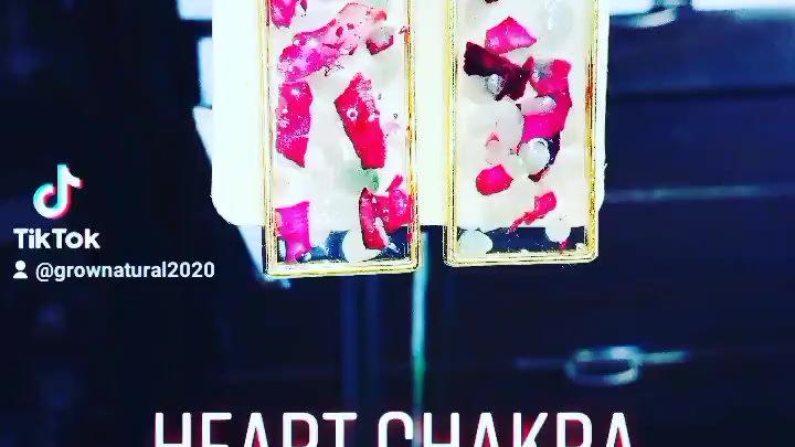 Chakra balancing/healing jewelry