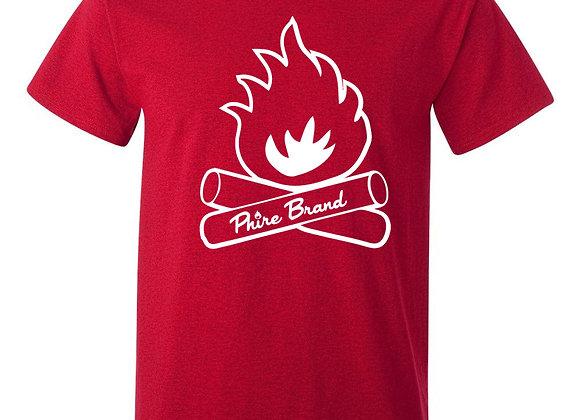 PhireBranded logoTee