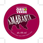 Orso Verde - Amaranta