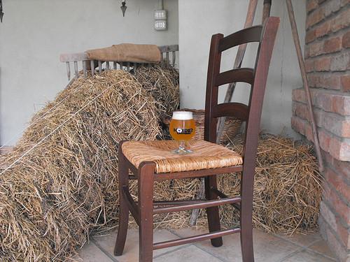 Metodo candrega sedia birrifico Montegioco alla spina al pint of view