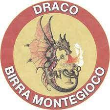Etichetta birra artigianale Draco Biriificio Montegioco
