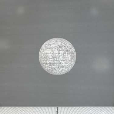 Still Life no. III - Cam 0 (Wireframe & Ambient)