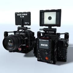 Still Life - RED Camera (early test render / work in progress)