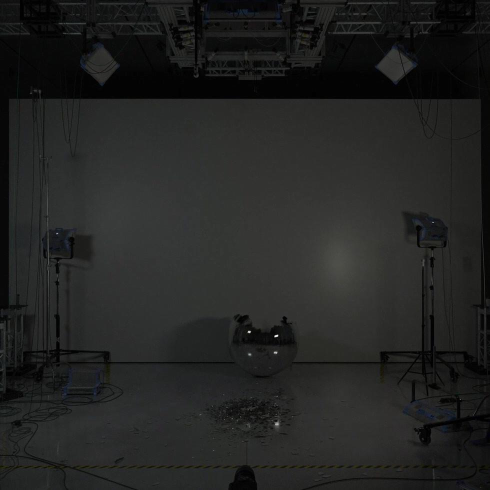 Pastel White - Still Life (Drop no. I) 2020