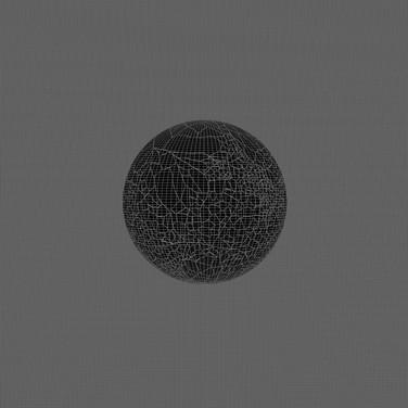 Still Life no. II - Cam 1 (Wireframe)