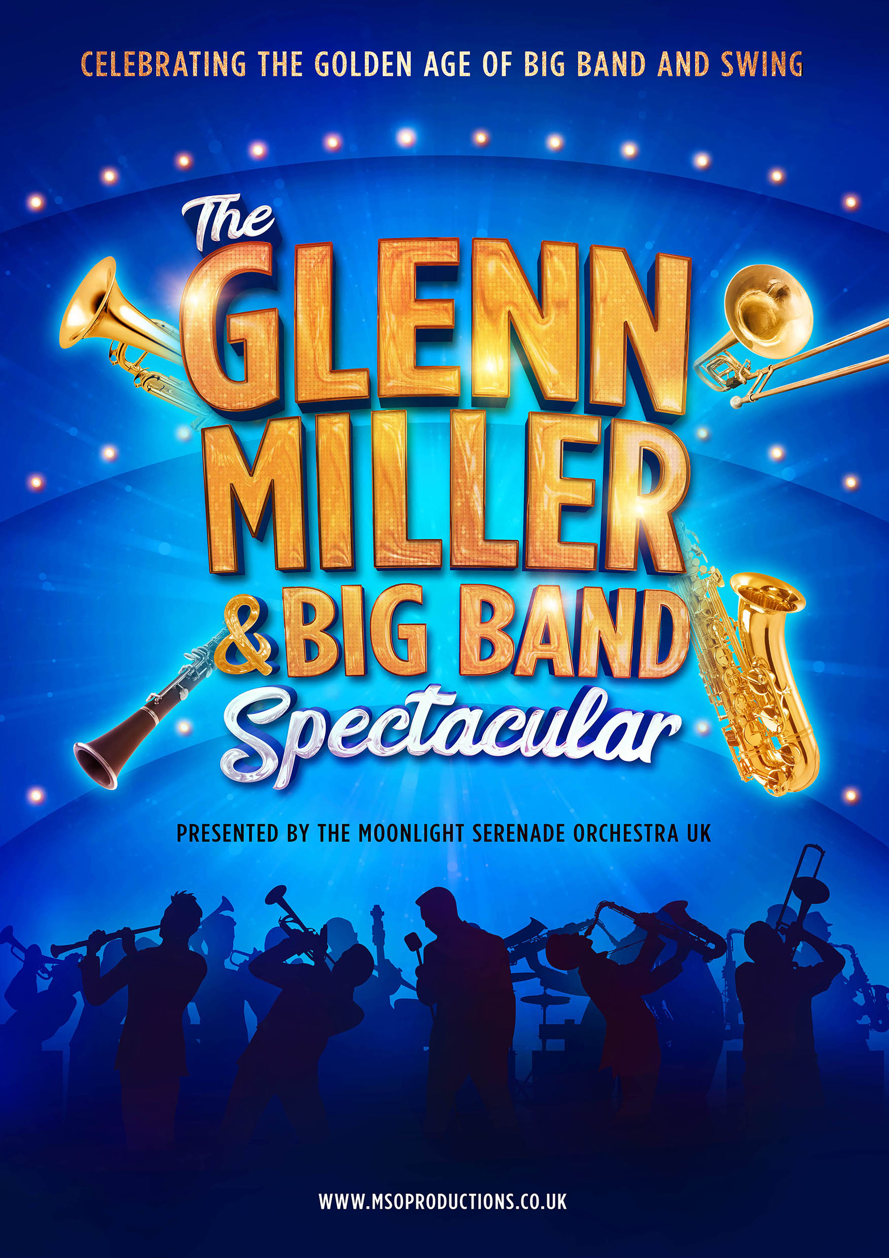 GLENN MILLER & BIG BAND SPECTACULAR