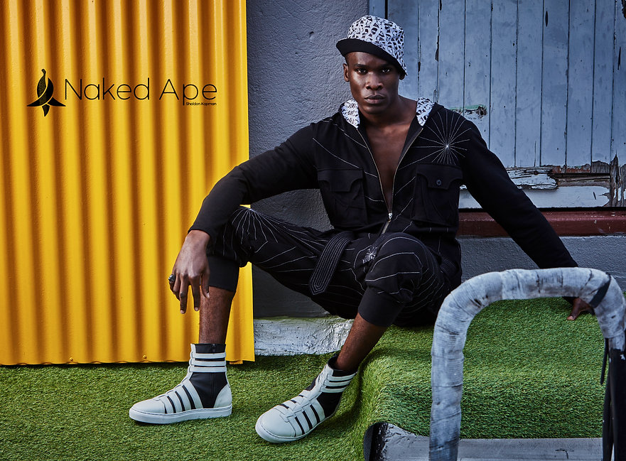 Naked Ape Lifestyle Campaign_Jumpstar SK