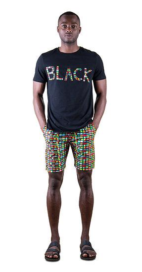 Africa Unite BLACK T-Shirt