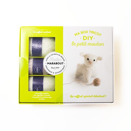 Ma box tricot - DIY - le petit mouton