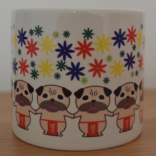フォーンパグマグカップ
