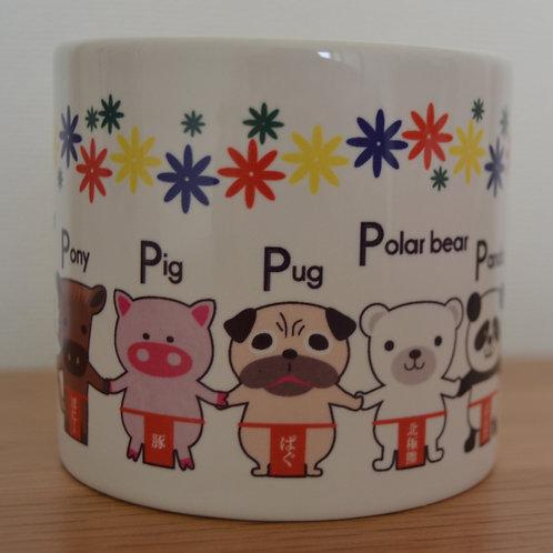 P'sマグカップ