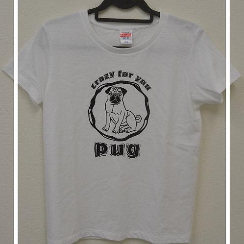 PUG  Tシャツ①
