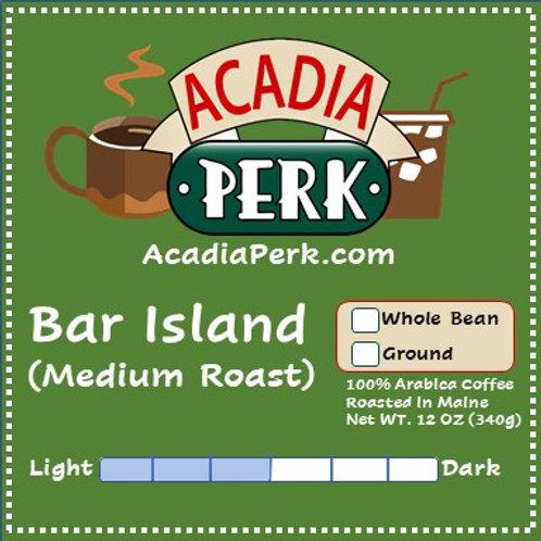 Bar Island Coffee