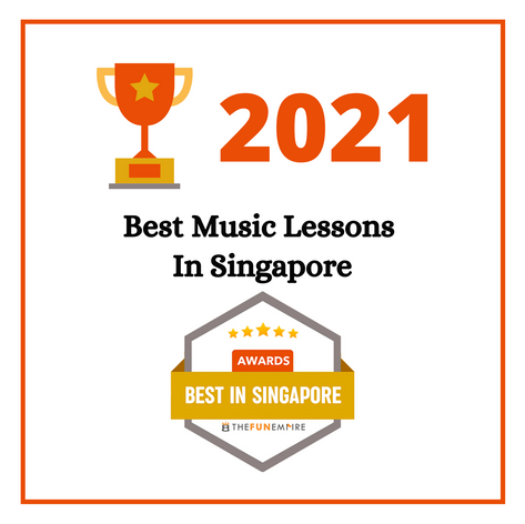 Best Music Lessons in Singapore