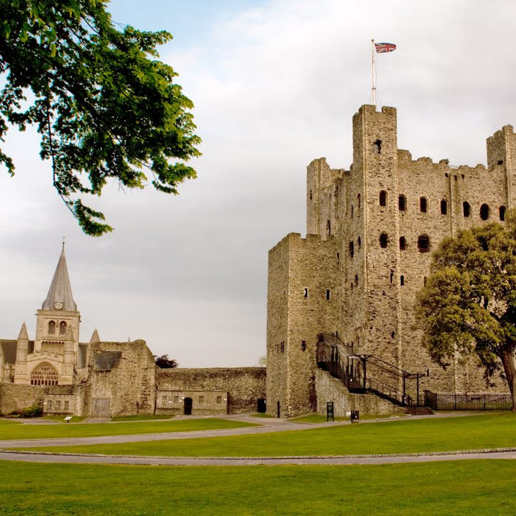 London to Rochester Castle