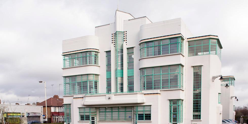 The London Art Deco Ride - A London (=C=L=A=R=I=O=N<) Cycle Club Ride