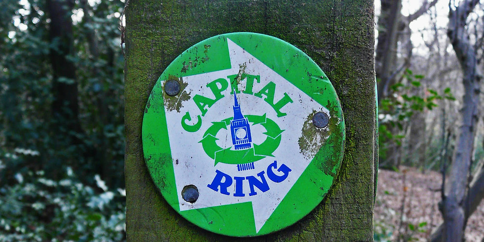 Capital Ring Ride (South London)