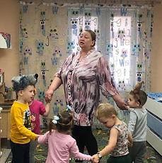 Панова С.А. музыкальный педагог детский