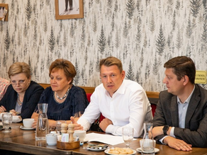 Социальное предпринимательство в Домодедово на особом счету!